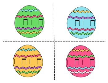 Easter Egg Hunt: ta titi