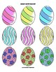 Easter Egg Hunts Freebie - 27 styles in sets of 3s