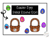 Easter Egg Initial Sound Sort