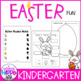 Easter Egg Kindergarten Pack
