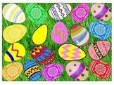 Easter Egg Koosh Ball SMARTBoard Game