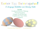 Easter Egg Language Activities