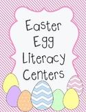 Easter Egg Literacy Activities