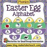 Alphabet - Easter Egg Matching