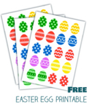 Easter Egg Matching Game