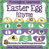 Rhyme - Easter Egg Matching