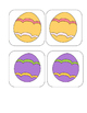 Easter - Egg - Matching and Memory - 11 pairs!