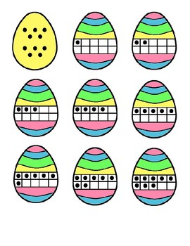 Easter Egg Math