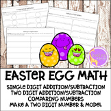 Easter Egg Math Centers