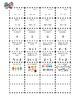 Easter Egg Math: Multi grade level review