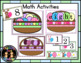 Spring Math and Literacy Preschool Activities