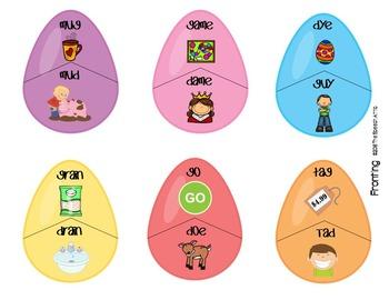 Easter Egg Minimal Pairs