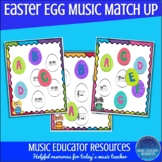 Easter Egg Music Match Up