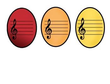 Easter Egg Note Hunt