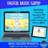 Easter Egg Note Hunt | Bass Clef