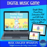 Easter Egg Note Hunt | Treble AND Bass Clef Notes