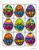 Easter Egg Nouns / Verbs / Adjectives Sort