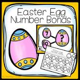 Easter Egg Number Bond- Write the Room