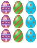 Easter Egg Patterning Activity