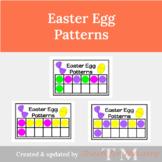 Easter Egg Patterns: Pattern Activity