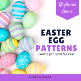 Easter Egg Patterns {Quarter Rest}