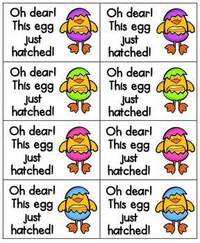 Easter Egg Phonics: Long Vowel Bundle