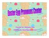 Easter Egg Pronoun Center