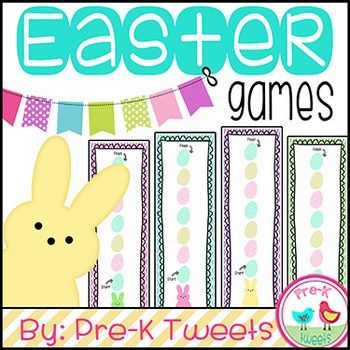 Easter Egg Race Game