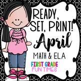 Easter Activities Spring Activities