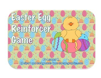 Easter Egg Reinforcer Game