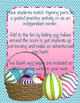 Easter Egg Rhyme Hunt