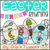 Easter Egg Rhyming