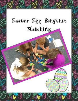 Easter Egg Rhythm Matching