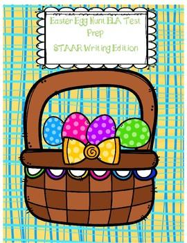 Easter Egg STAAR Writing Test Prep