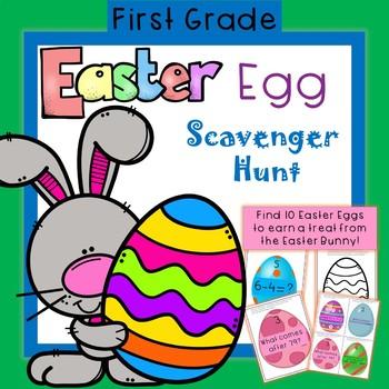 Easter Egg Scavenger Hunt