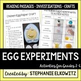 Easter Science Egg Investigations