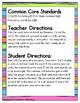 Easter Egg Sight Words! Second Grade List Pack