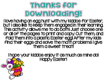Easter Egg Stuffers!