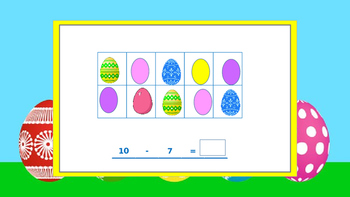 Easter Egg Subtraction