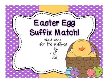 Easter Egg Suffix Match