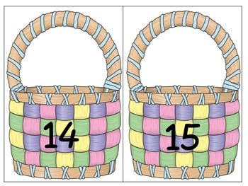 Easter-Egg Teens Math