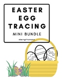 Easter Egg Tracing - Mini Bundle
