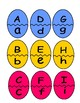Easter Egg Uppercase Lowercase Letter Match