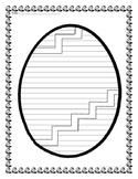 Easter Egg Writing Paper