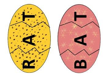 Easter Egg - at words