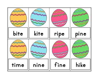 Easter Egg blending game