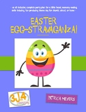 Easter Egg-stravaganza Theme Day Plan