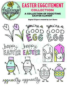 Easter Eggcitement