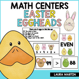 Math Centers-Easter First Grade Common Core Activities