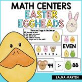 Easter Math Centers - 1st Grade